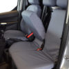 Ford Transit Connect Passenger Fold Flat Seat Cover - Grey