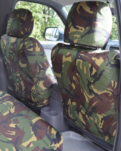 Ford Ranger Camo Seat Covers Mk3-4