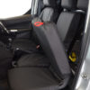 Ford Connect Seat Cover for Fold Forward Outer Seat