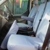 Ford Transit Custom Van Grey Waterproof Seat Covers