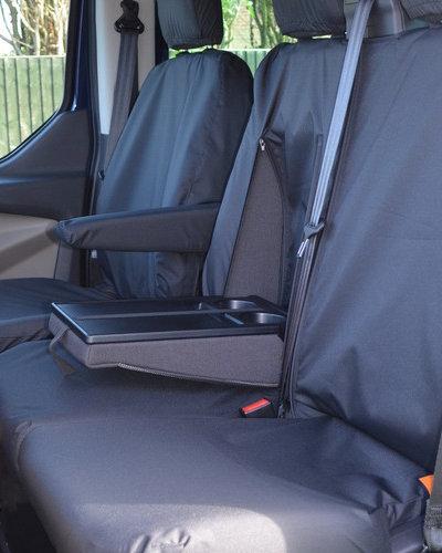 Ford Transit Custom Dual Passenger Van Seat Covers