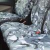 Ford Transit Custom Van Waterproof Seat Covers