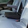 Transit Custom Van Tailored Seat Covers in Grey