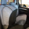 Hilux Icon Grey Rear Seat Cover