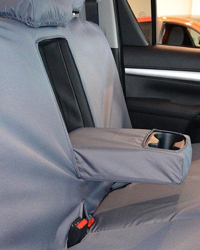 Hilux Rear Armrest Cover