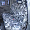 Hilux Rear Bench Seat Covers