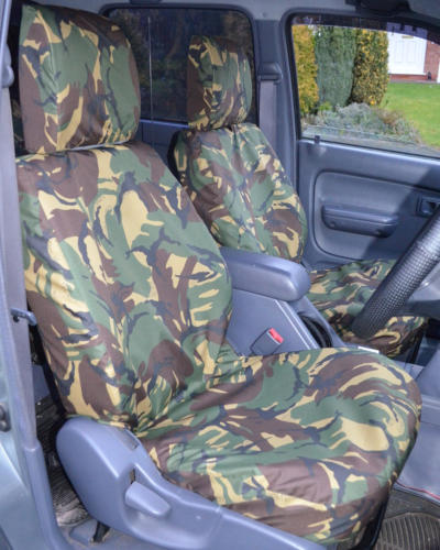 Hilux Camo Seat Covers