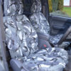 Hilux Front Seat Covers