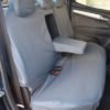 Isuzu D-Max Double Cab Rear Seat Covers