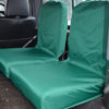 Land Rover Defender Back Seat Covers - Green