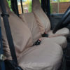 Land Rover Defender Beige Seat Covers