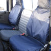 Land Rover Defender Blue Seat Covers