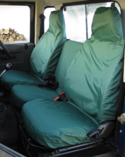 Land Rover Defender Front Seat Covers