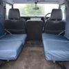 Land Rover Defender Inward Facing Seat Covers - Blue