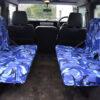 Land Rover Defender Inward Facing Seat Covers - Camo