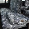 Land Rover Defender Rear Seat Covers - Tailored
