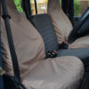 Land Rover Defender Seat Covers - Sand