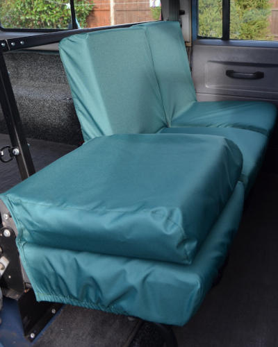 Land Rover Defender Seat Covers - Triple
