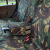 Land Rover Discovery 2nd Row Seat Covers - Camo