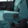 Land Rover Discovery 2nd Row Seat Covers - Green