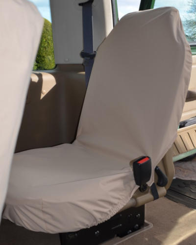 Land Rover Discovery II Seat Covers - 3rd Row Beige