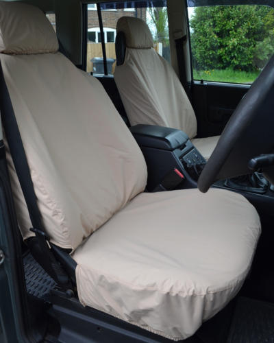 Land Rover Discovery 2 Beige Seat Covers