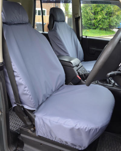 Land Rover Discovery 2 Grey Seat Covers