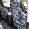 Land Rover Discovery 2 Seat Covers with Map Pockets