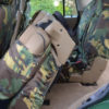 Land Rover Discovery Seat Covers - Rear Camo