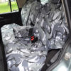 Land Rover Discovery Tailored Seat Covers - Rear