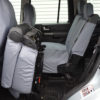 Discovery 3 Grey Waterproof Covers for 3 Rear Seats