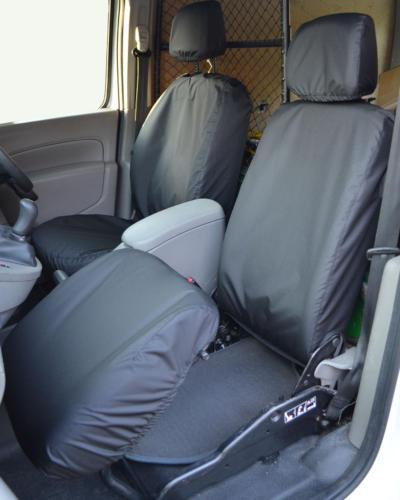 Mercedes-Benz Citan Seat Covers - Black