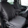 Mercedes-Benz Vito Van Seat Covers - Black
