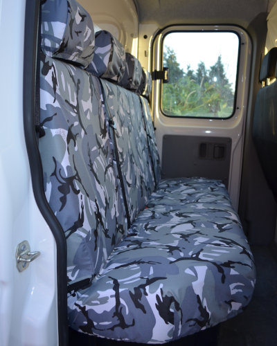 Mercedes-Benz Sprinter Back Seat Covers