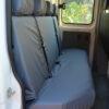 Mercedes-Benz Sprinter Rear Seat Cover Grey