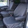 Mercedes Vito Van Black Seat Covers