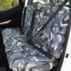 Tailored Seat Covers for Mercedes X-Class Pick-up Truck