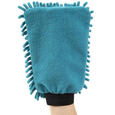 Microfibre Hand Wash Mitt