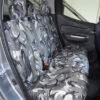 Camo Seat Cover for Mitsubishi L200 Double Cab