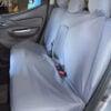 Grey Rear Seat Cover for Mitsubishi L200