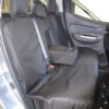 Tailored Rear Seat Covers for Mitsubishi L200