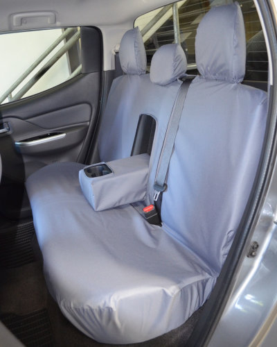 Tailored Rear Cover for Mitsubishi L200 Double Cab