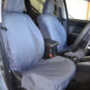 L200 Grey Tailored Front Seat Covers