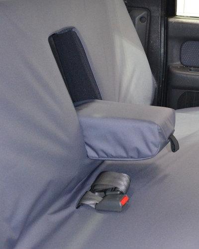 Rear Seat Cover for Mitsubishi L200 Series 3 1996-2005