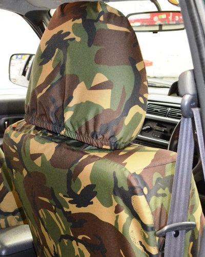 Waterproof Seat Covers - Mitsubishi L200 Series 3 1996-2005