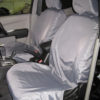 Mitsubishi L200 Seat Covers - Grey