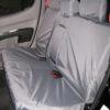 Mitsubishi L200 Grey Rear Seat Cover