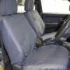 L200 Waterproof Seat Covers - Grey