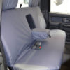 Rear Seat Cover in Grey - L200 1996-2005