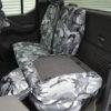 Navara D40 Camo Rear Cover for Folding Seat